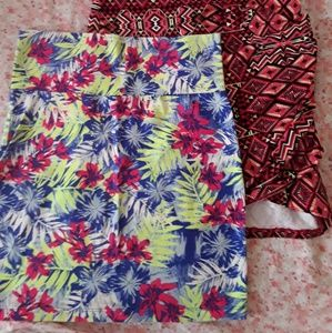 Set of two Skirts